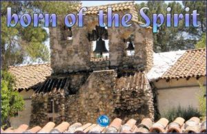 Picture of an old mission for the born again bs