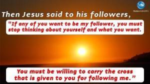 Picture for prosperity god's way – Malibu, CA Matthew 16:24