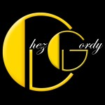logo for chez gordy