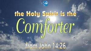 Picture of sunny day for the comforter bible study