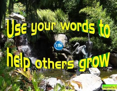 Your Words – Destructive or Beneficial