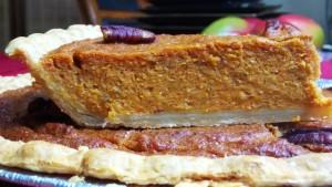 main pic for sweet potato pie