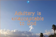 picture of sky and clouds for the adultery bs Mark 7:21-23