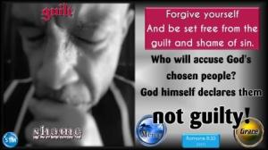 Picture of a troubled man for the forgive yourself bible lesson