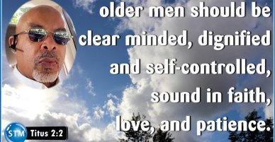 Older Men – 6 Points on Being Senior Godly Men