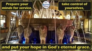 picture of fountain for the your hope bible lesson