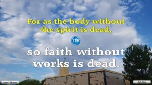 picture for daily word thu - faith in action