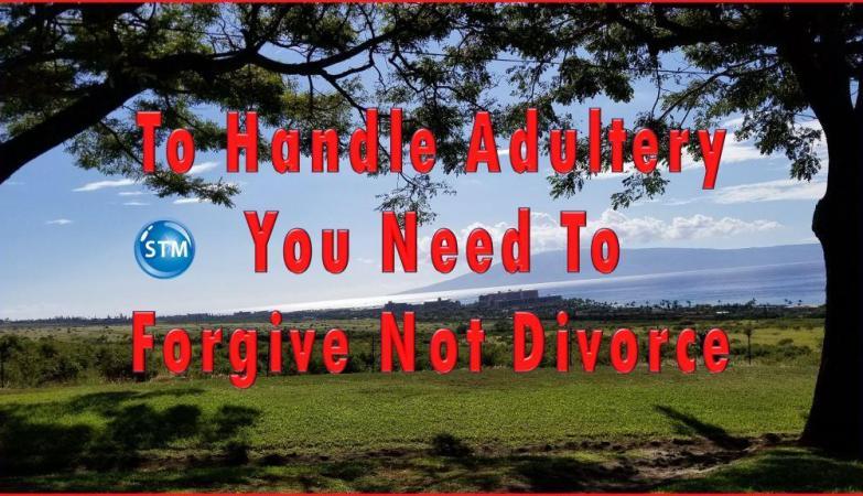 handle adultery