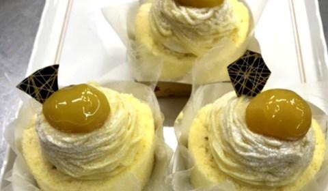 サンモリッツ 懐かしいケーキ モンブラン 復刻