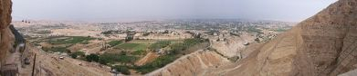 Panorama picture of Jericho | Courtesy of Wikipedia Pictures |