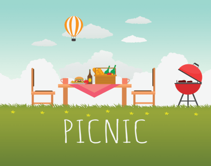 Summer Picnic at Travnik 2020