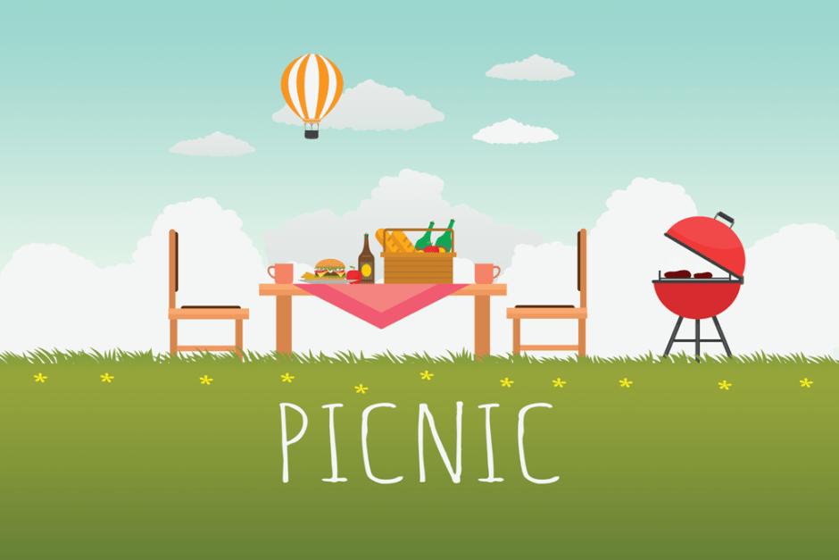 Summer Picnic at Travnik 2020