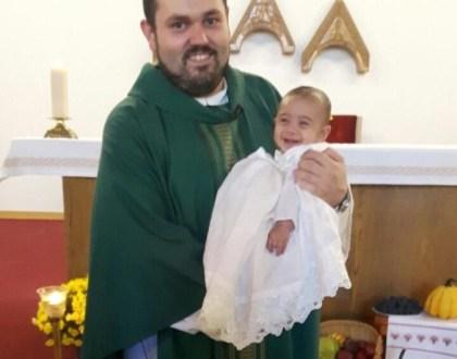 Baptism of Lara Ana