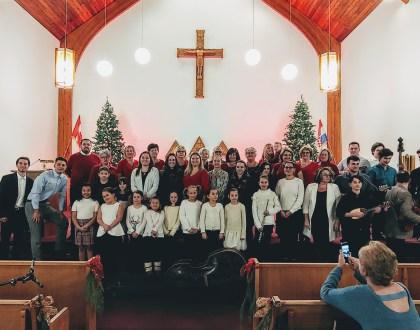 Preveliku Radost - 3rd Annual Christmas Concert