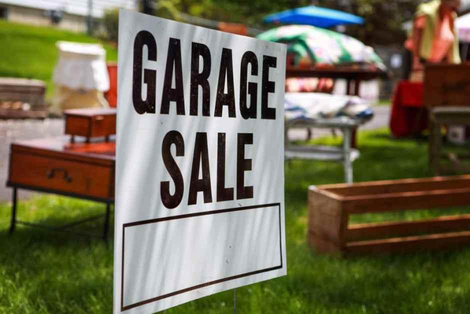 Community Garage Sale