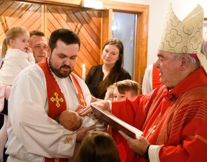 BAPTISM OF DOMINIK KVATERNIK