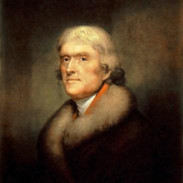 Le stoïcisme de Thomas Jefferson. Dix règles à suivre dans la vie quotidienne, par Donald Robertson
