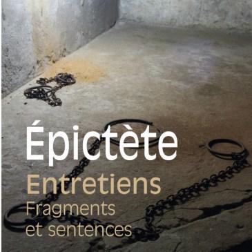 Lecture suivie des Entretiens d'Epictète
