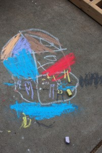 Griffin's pirate ship.