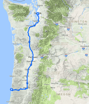 Seattle to Florence