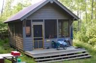 Our platform cabin
