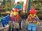Farewell Lego people... we had a great time!