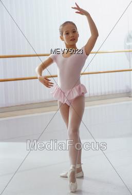 stock photo little girl