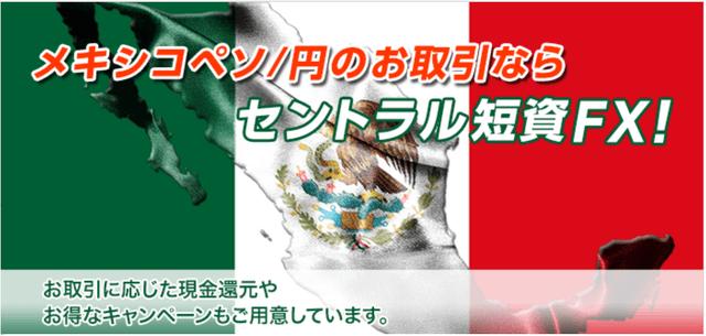 メキシコペソ スワップポイント 比較