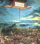 アレクサンドラス大王の戦い