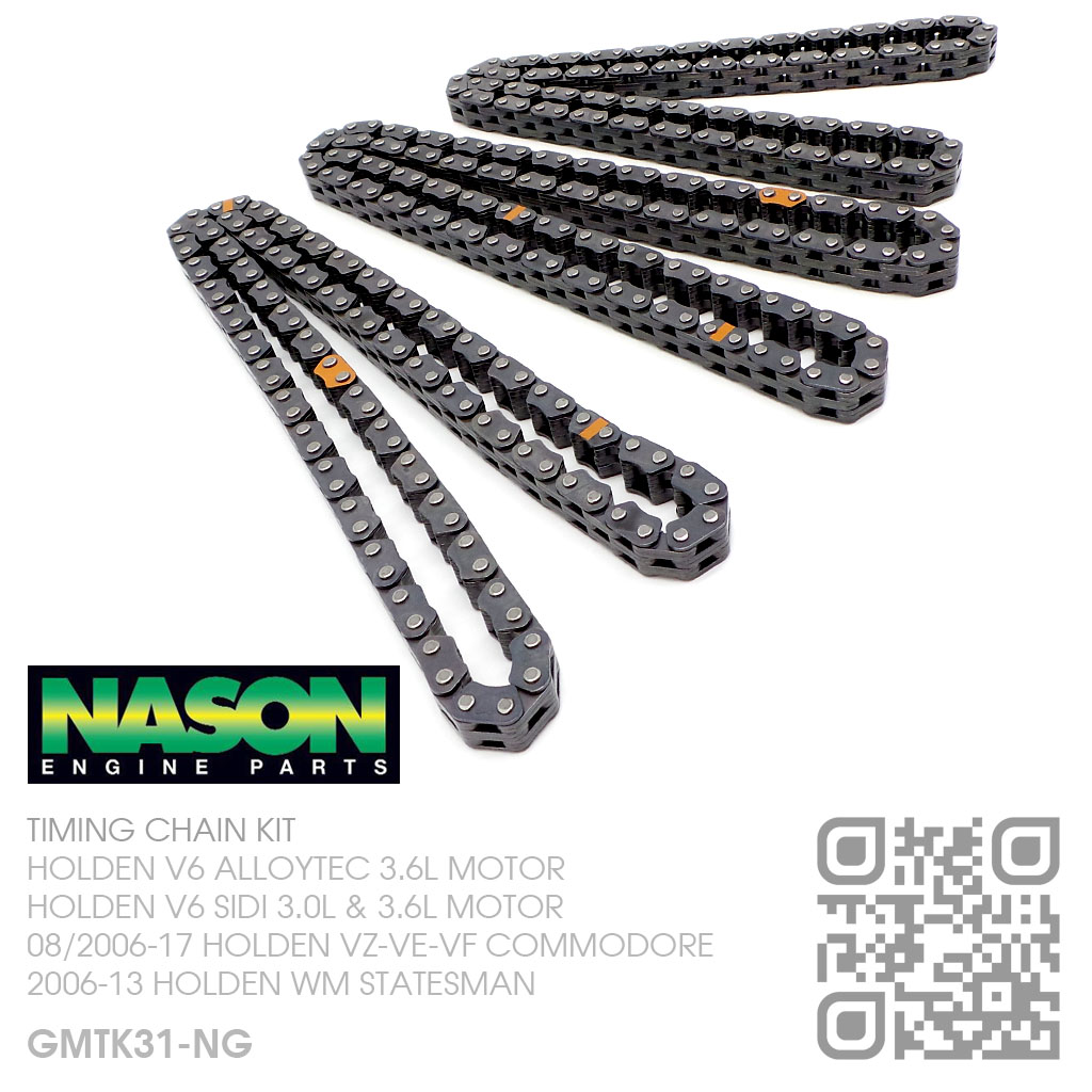 Nason Timing Chain Kit V6 Alloytec 3 0l 3 6l 8 06 11