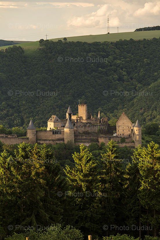 chateau bourscheid luxembourg