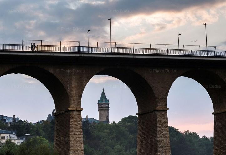 Luxembourg city landmarks