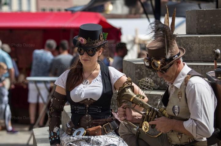 steampunk people