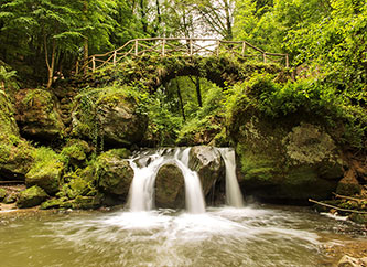 waterfall Mullerthal