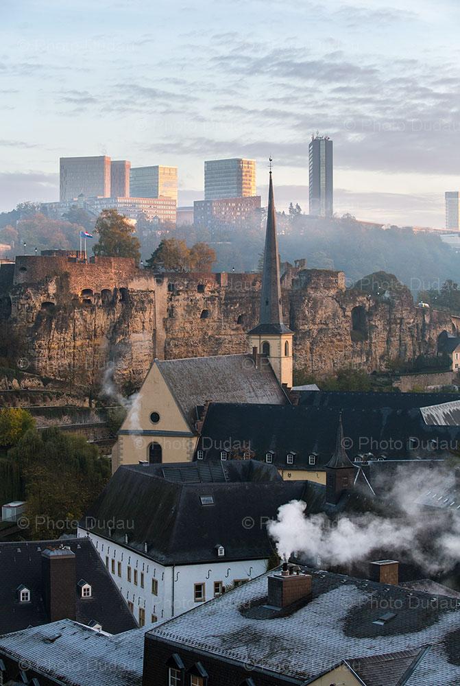 Grund Luxembourg City
