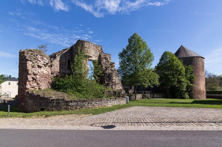 Pettingen Castle Luxembourg