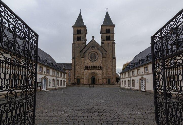 Echternach Saint Willibrord Basilica