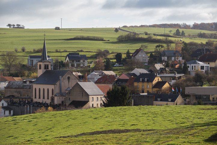 Osweiler village Luxembourg