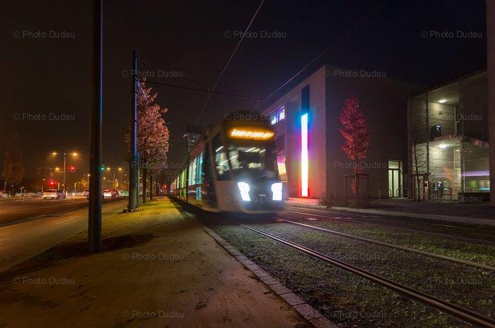Tramway Luxembourg City
