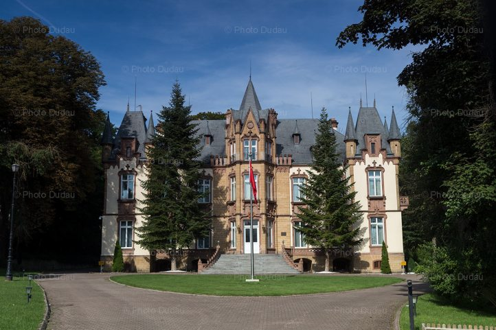 Château de Dommeldange Luxembourg