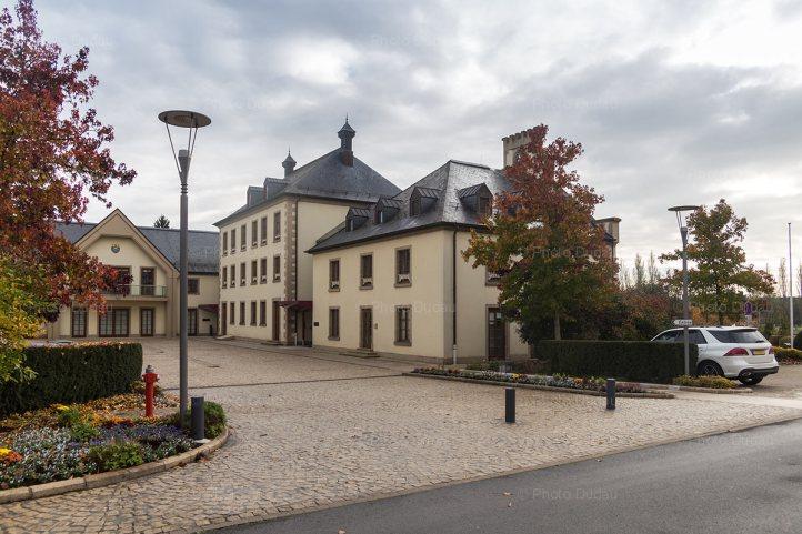Mamer town hall