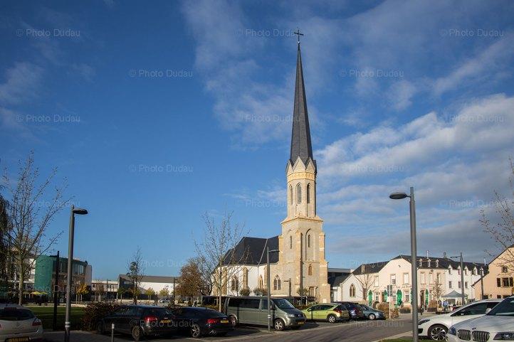 Church in Bertrange