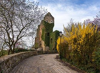 hesperange castle