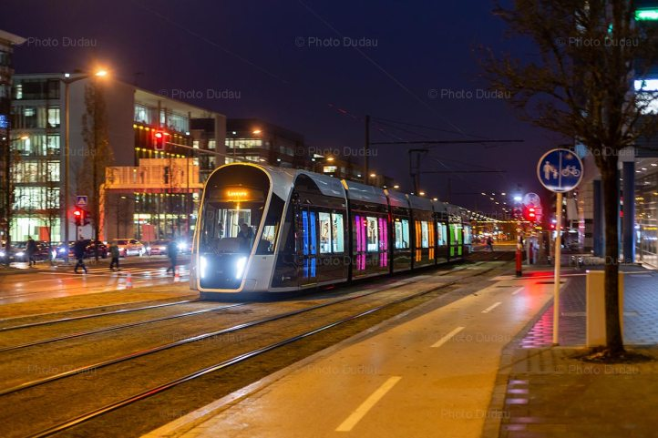 Tram Luxembourg