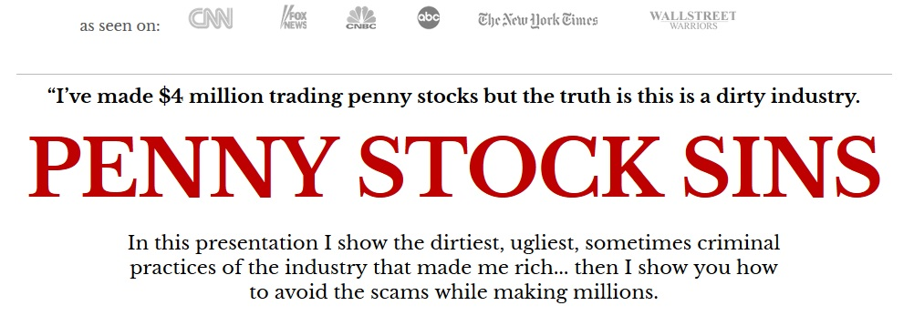 truth about trading penny stocks