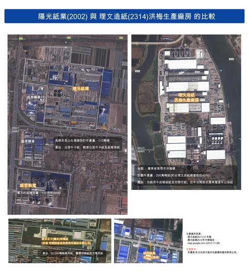 陽光紙業(2002)今昔 | stockbisque