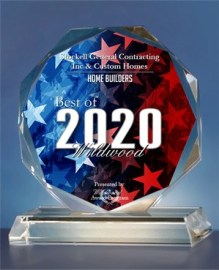 2020 Best of Wildwood Awards in the Category of Home Builders