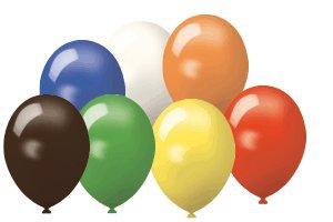 Werbeartikel drucken: Luftballons drucken