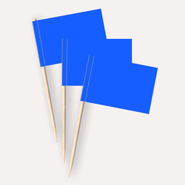 Käsepicker blau
