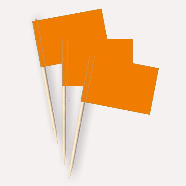 Käsepicker orange